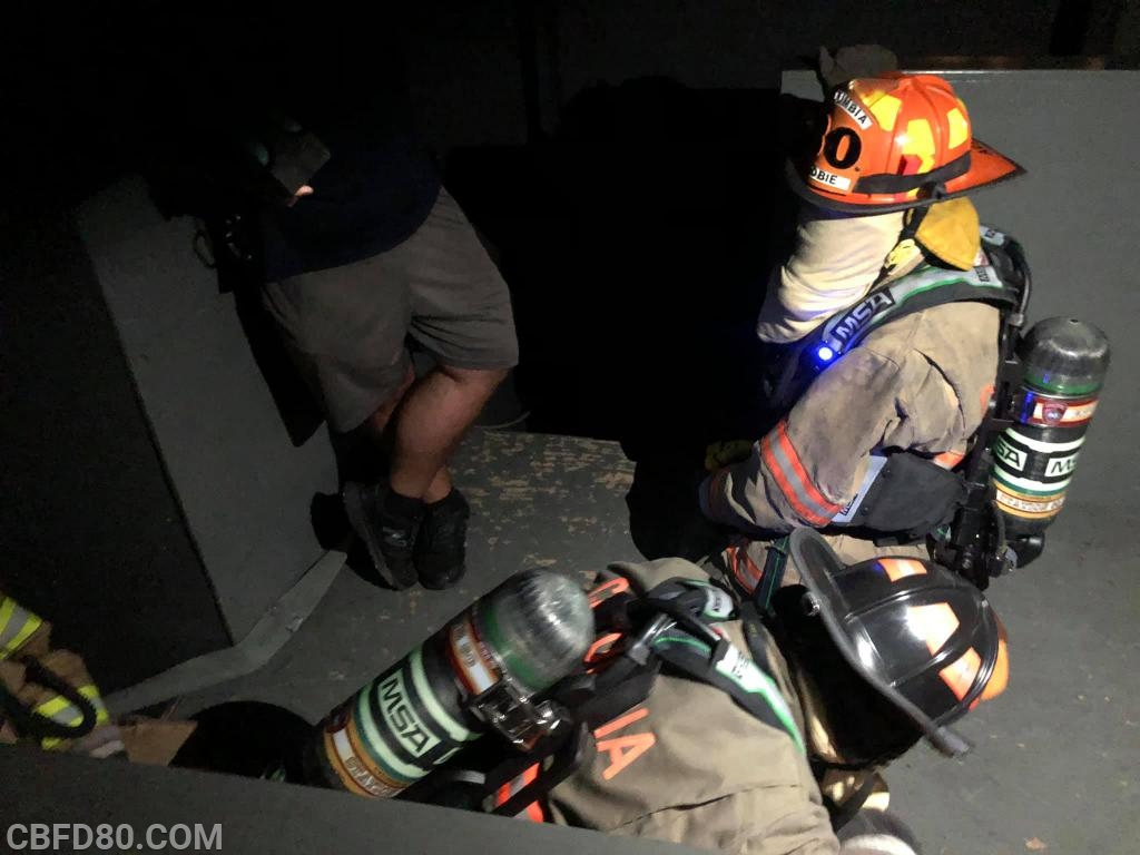 New SCBA Training