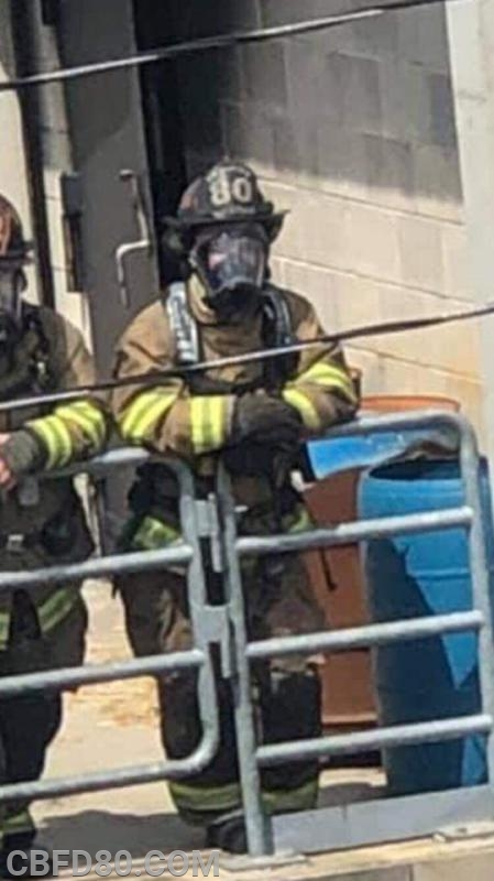 Firefighter Goodman
