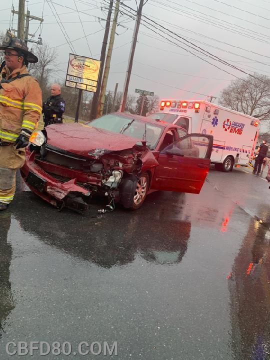 Columbia Avenue Crash