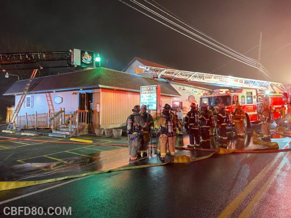 Silver Spring Fire