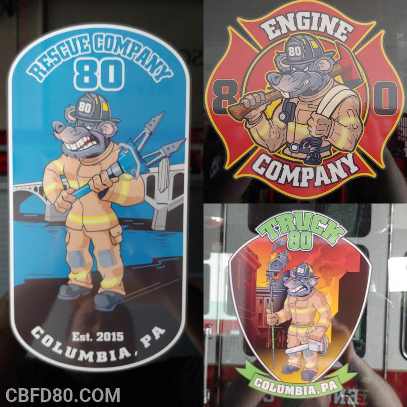 Company Patches