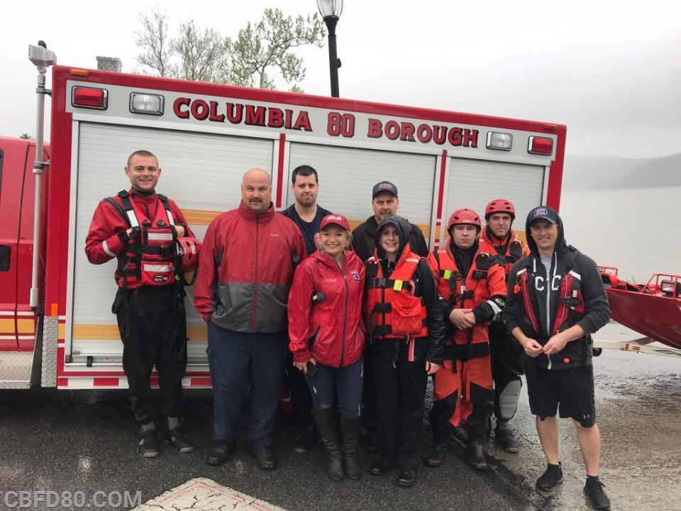 Water Rescue Shoot with Fox 43